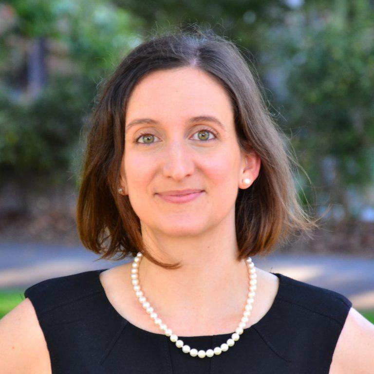 Photograph of Jen Helms